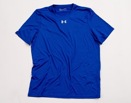 UA Ladies Locker Tee - Blue