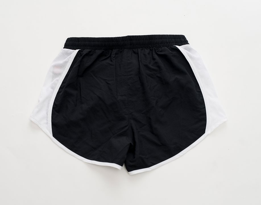 UA Team Fly By Shorts - Black
