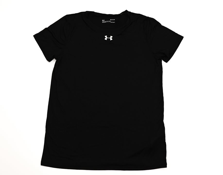 UA Ladies Locker Tee - Black