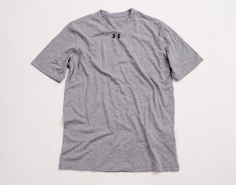 UA Stadium Tee - Grey