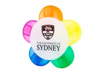 Sydney Uni 5 Point Highlighter