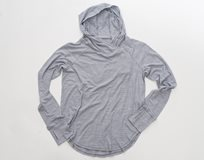 UA Ladies Stadium Hoodie - Grey